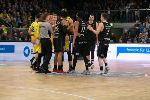 Basketball Pro A Hagen - Nürnberg Falcons